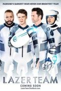 Lazer Team Cover