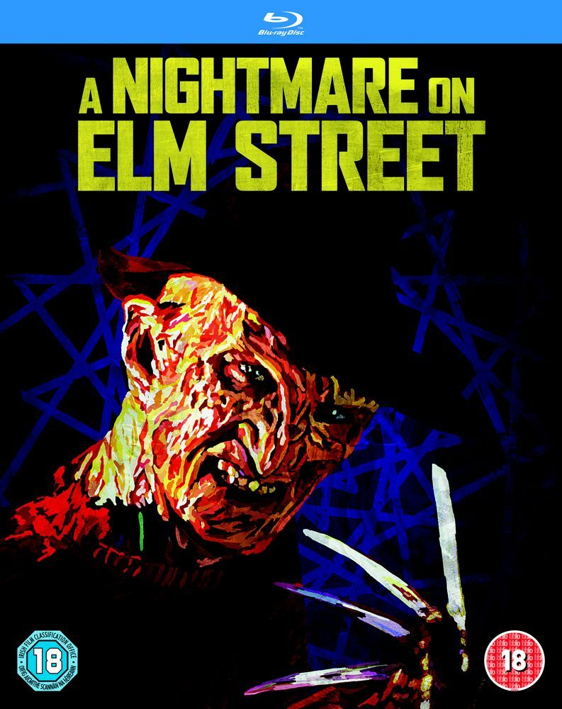 A Nightmare On Elm Street Blu Ray