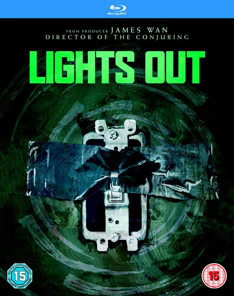 Lights Out Blu Ray