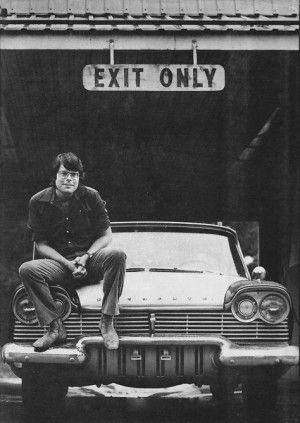 why is stephen king so afraid of vehicles large
