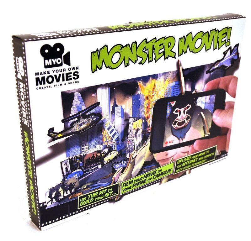Monster Movie Kit