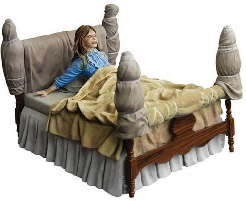 Exorcist Bed Set