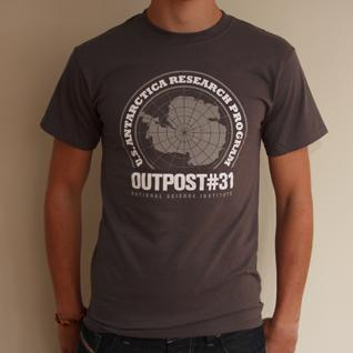 Outpost 31 The Thing Tee