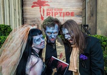 Dead Island Riptide Wedding 03