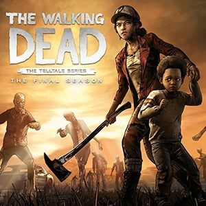 Telltale The Walking Dead Final Season Large
