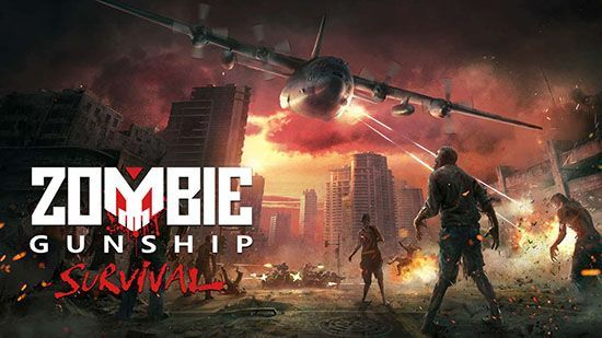 Zombie Gunship Survival Header