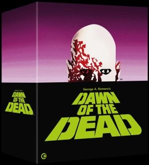 Unboxing Second Sight Films' Dawn of the Dead Ultimate Blu-ray