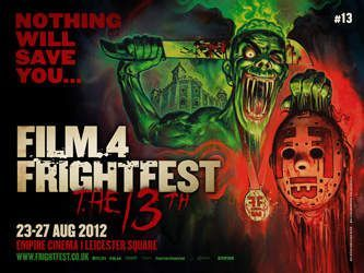 Frightfest 13th Poster