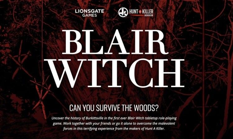 Hunt A Killer Blair Witch Main