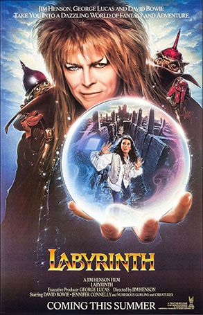 My Path to Horror: Watership Down & Labyrinth