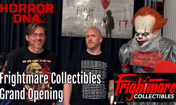 Frightmare Collectibles Grand Opening Main