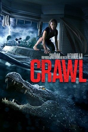 Crawl Poster Large
