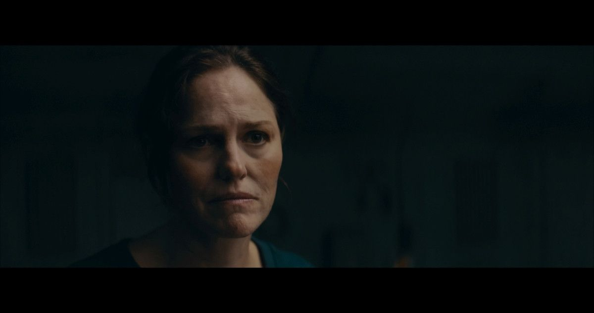 "=Jorja Fox as Diane Ures in the sci-fi film, ""3022,"" a Saban Films release. Photo courtesy of Saban Films."