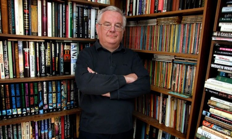 Ramsey Campbell Interview Main