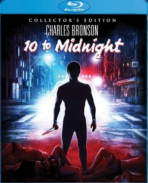 10 To Midnight Blu Ray Poster
