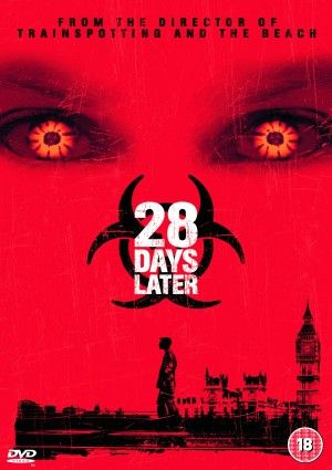 28 Days Later Poster Large