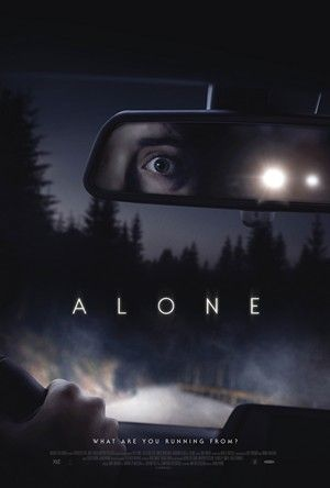 Alone Poster Large