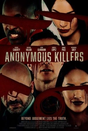 Anonymous Killers Poster Large