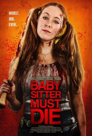Babysitter Must Die Poster Large
