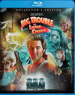 Big Trouble In Little China Large