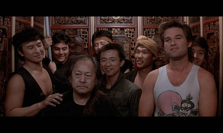 Big Trouble In Little China Main