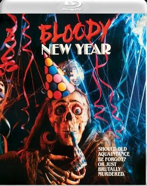 Bloody New Year Blu Ray Poster