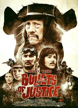 Bullets Of Justice Poster Large