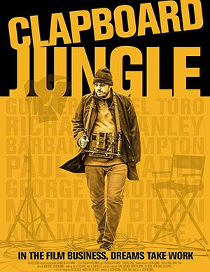 Clapboard Jungle Poster Large