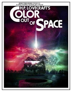 Color Out Of Space Poster Large