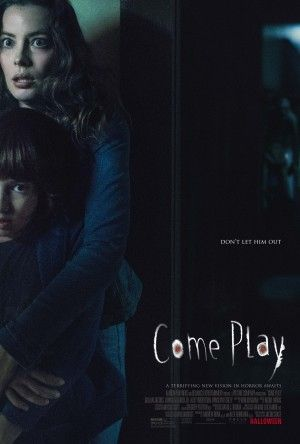 Come Play Poster Large