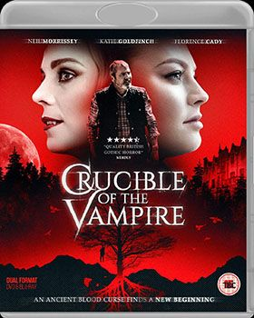 Crucible Of The Vampire Dvd Cover