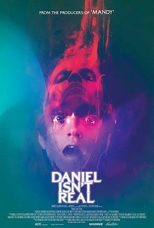 Daniel Isnt Real Poster Large