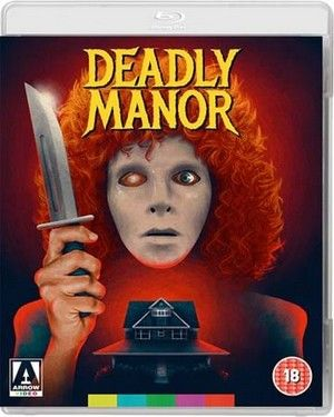Deadly Manor Blu Ray Large