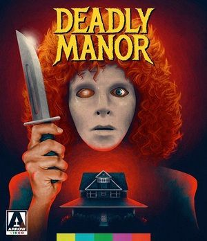Deadly Manor Poster Large