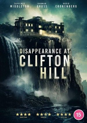Disappearance At Clifton Hill Uk Dvd Large