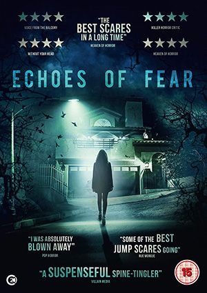 Echoes Of Fear Dvd Large