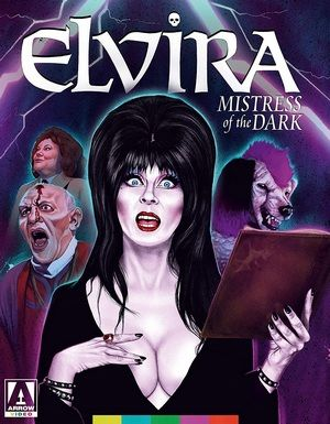 Elvira Mistress Of The Dark Large