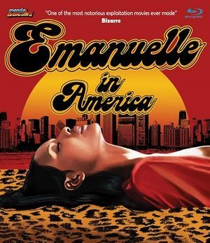 Emanuelle In America Poster Large