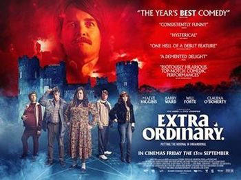 Extra Ordinary Poster Large