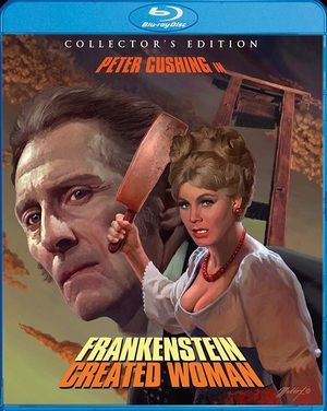 Frankenstein Created Woman Large