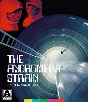The Andromeda Strain Blu Ray Large