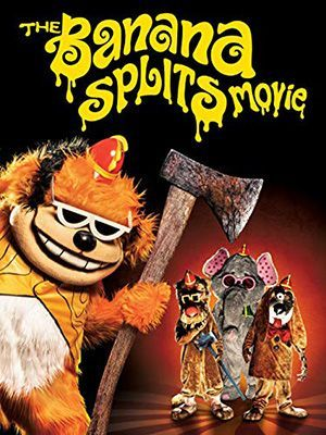 The Banana Splits Movie Poster Large