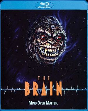 The Brain Blu Ray Large