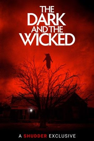 The Dark And The Wicked Poster Large