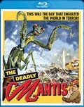 The Deadly Mantis Blu Ray Small
