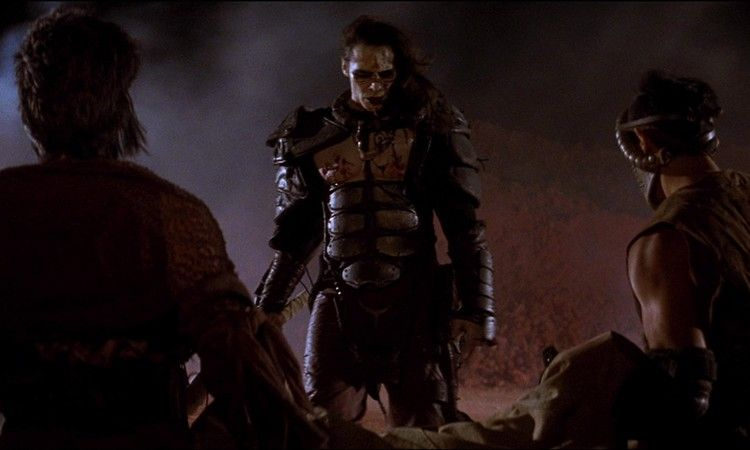 Ghosts Of Mars Main