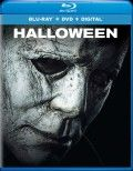 Halloween 2018 Blu Ray Cover