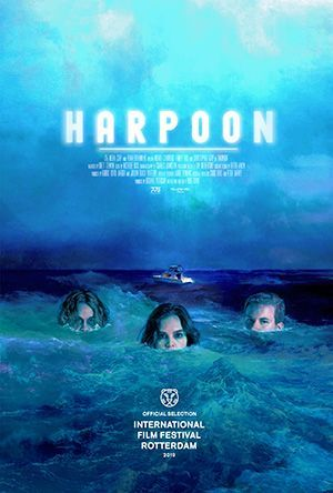 Harpoon Poster Large