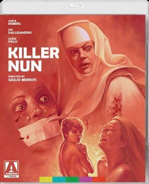 Killer Nun Large