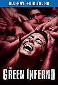 The Green Inferno Blu Ray Small